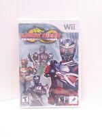 Kamen Rider: Dragon Knight (Nintendo Wii 2009) BRAND NEW FACTORY SEALED! - RARE!