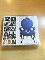 PERSONA 5 20th Anniversary Edition  All Time Best Album 5 CDs