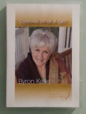 DYSLEXIA  : WHAT A GIFT !   the work of byron katie   DVD