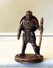 KINDER SURPRISE Egg Toy - Metal Figure SOLDIER VIKING - CHOCOLATE EGG - #6