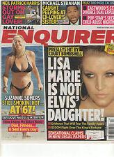 LISA MARIE PRESLEY NOT ELVIS GIRL! SUZANNE SOMERS IN BIKINI STRAHAN NOLTE RIMES