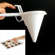 DIY Candy Melt Chocolate Batter Easy Pour Funnel For Cake Baking Decorating