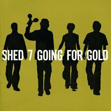 SHED 7 SEVEN: GOING FOR GOLD THE GREATEST HITS CD THE VERY BEST OF / NEW
