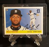 Willi Castro 2020 Topps Archives  Rookie Card RC Detroit Tigers