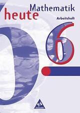 Mathematik heute - Ausgabe 1997 für das 5. und 6. Schuljahr in Brandenburg und S