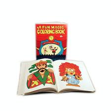 Fun Magic Coloring Book (3 Way) by Royal Magic Magic Trick