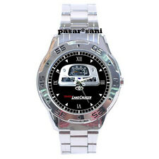 NEW TOYOTA LAND CRUISER FJ SPEEDOMETER Custom Chrome Men Wrist Watch Watches