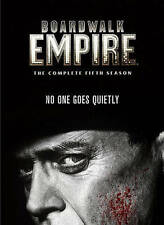 Boardwalk Empire: The Complete Fifth Season (DVD, 2015, 3-Disc Set) *NEW*
