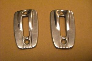 1973-1977 Chevelle, Malibu, Cutlass, Regal, El Camino Seatback Lever Covers