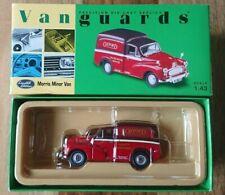 Corgi Vanguards VA01118 Morris Minor Van Oxford Motor Svces Ltd Ed. 0004 of 4000