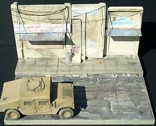 Dioramas Plus DP18 Iraqi Street Simple Construction! 1/35 Scale Diorama Base