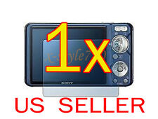1x Sony CyberShot DSC- W290 W330 Camera LCD Screen Protector Guard Cover Film