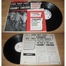 CHUBBY CHECKER - Your Twist Party (With The King Of Twist)  LP ORG 61 R&B