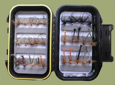 Daddy Long Legs Fishing Flies, 30 per Box, Mixed Variety & Size. For Fly Fishing