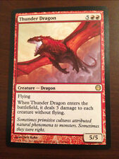 Magic the Gathering THUNDER DRAGON MTG Duel Deck vs. Knights version Many availa