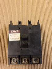 SQUARE D Q2L Q2L3175 3 POLE 240V 200 AMP CIRCUIT BREAKER FLAW
