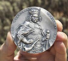 Poland, Piast Dynasty, king Wladyslaw Lokietek, Olszewska-Borys, Saltus Award