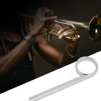 Metal Trumpet Finger Ring Trumpet Valve Slide Trumpet Accessory Replacement Part
