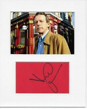 EastEnders Den Watts Leslie Grantham Genuine Authentic Hand Signed Autograph COA