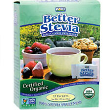 Better Stevia Organic Zero Calorie Sweetner 35 PACKETS