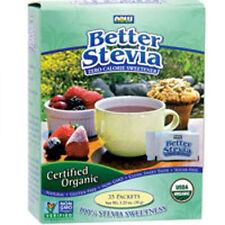 Better Stevia Organic Zero Calorie Sweetner 35 PACKETS