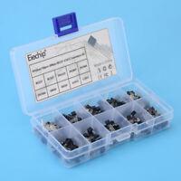 200pcs  Values Transistor Assortment Assorted Kit Box TO-92 BC series