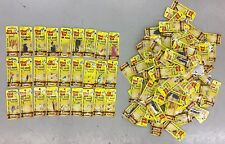 Lot of 144 NEW Assorted Northland Fishing Tackle Jigs, Spoons, Plastics & Hooks