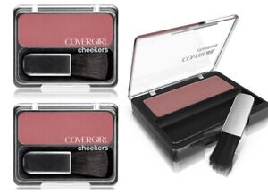 CoverGirl Cheekers Blush Choose Your Shade New!