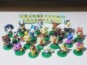 Animal Crossing Choco Egg Mini figure 20pcs Full Complete set Doll only Nintendo