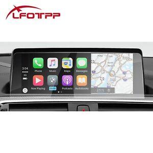LFOTPP Car Navigator Screen Protector Tempered Glass Film For BMW 1 2 3 4 Series