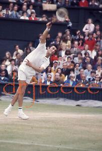 1970's WIMBLEDON Ilie Năstase - 35mm Tennis Slide