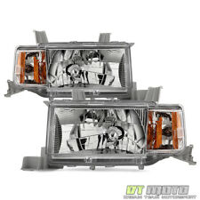 2004 2005 2006 Scion Xb Headlights Headlamps Set Replacement Left+Right 04 05 06 (Fits: Scion xB)