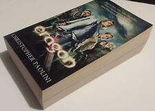 ERAGON by Christopher Paolini - Your Life is Now Your Legend ~8 pgs color photos
