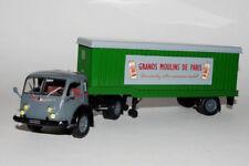 RENAULT FAINEANT Camion Semi Remorque 1/43 GRANDS MOULINS DE PARIS Neuf Boite