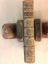 LIVRE ANCIEN / LE BABILLARD OU LE NOUVELLISTE PHILOSOPHE / A.D.L.C / 1724