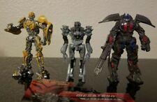 Transformers Movie Megatron Complete Legends 2007 Optimus Prime Bumblebee