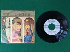 Disco Vinile 45 7'' (Italy 1971) CANTI NATALIZI BIANCO NATALE ASTRO DEL CIEL