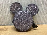Disney Mickey Mouse Purse Coin Purse Collectable Sparkly Glittery