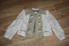 Tj62 @ trachtenjanker @ blazer @ Trachten chaqueta @ bávara janker @ brevemente chaqueta @ 40