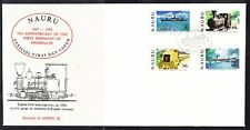 Nauru 1982 Phosphate Shipping First Day Cover