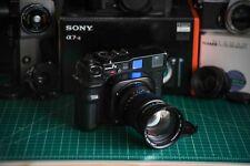 Mamiya 7 II Medium Format 120 220 6x7 Rangefinder Film Camera w 150 mm lens Kit
