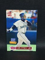 1994 Topps Stadium Club Hr Club Ken Griffey JR. Mariners #262 RED HOF NM-MINT