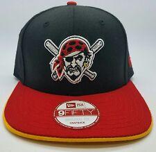 Pittsburgh Pirates MLB New Era 9Fifty Snapback Hat/Cap