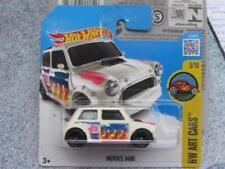 Coches, camiones y furgonetas de automodelismo y aeromodelismo Hot Wheels Mini