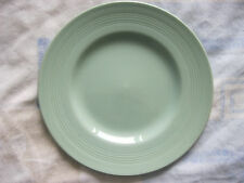 "VINTAGE / RETRO WOOD'S WARE ""BERYL"" GREEN 7 INCH SIDE PLATE."