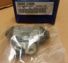 GENUINE HYUNDAI COUPE 1.6 97-02 RIGHT HAND REAR WHEEL CYLINDER 5838022000