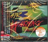 FAIR WARNING-TWO NIGHTS TO REMEMBER-JAPAN 4 CD N44