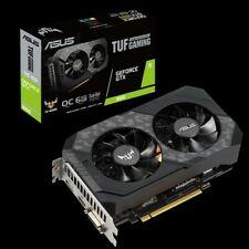 ASUS GeForce GTX 1660 OC 6GB GDDR5 TUF-GTX1660-O6G-GAMING PCI-E Video Card HDMI