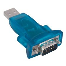 USB to RS232 DB9 9 Pin Adapter Programming - SHIPS FROM CANADA