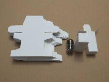 50pc White Tube Vacuum Boxes for 6N23P-EV 6N1P 6N2P-EV 6N23P ECC83 ECC82 ECC81